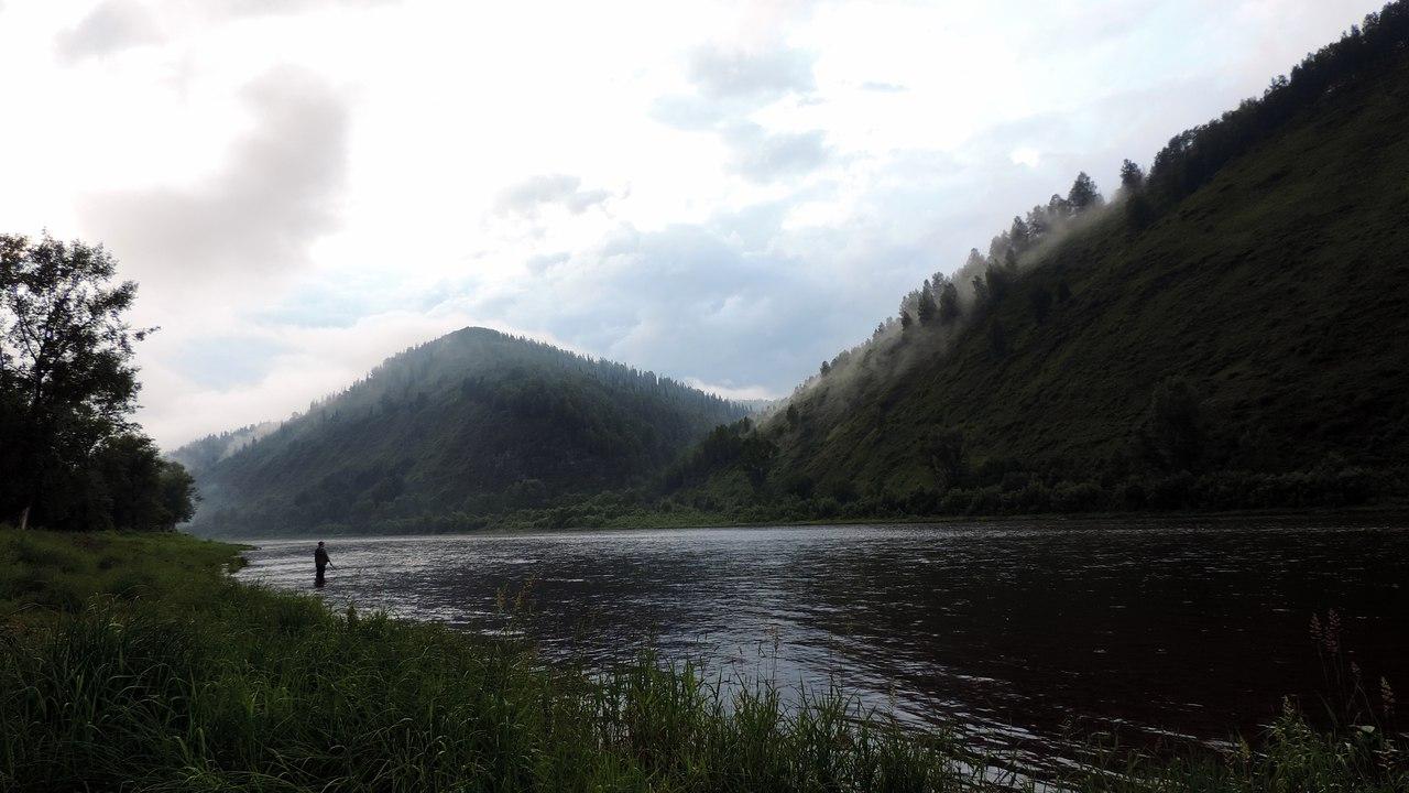 Томь, Междуреченск, фото