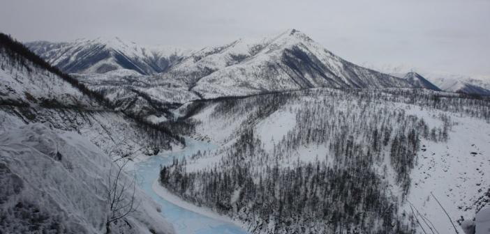 Верхоянский хребет, Якутия.   фото: Alexander Alexander