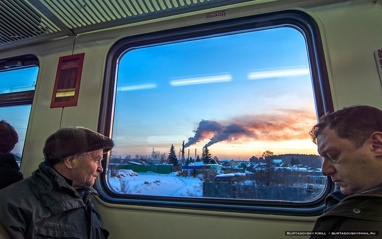 Черемхово-Иркутск, ВСЖД, Иркутская область, Фото