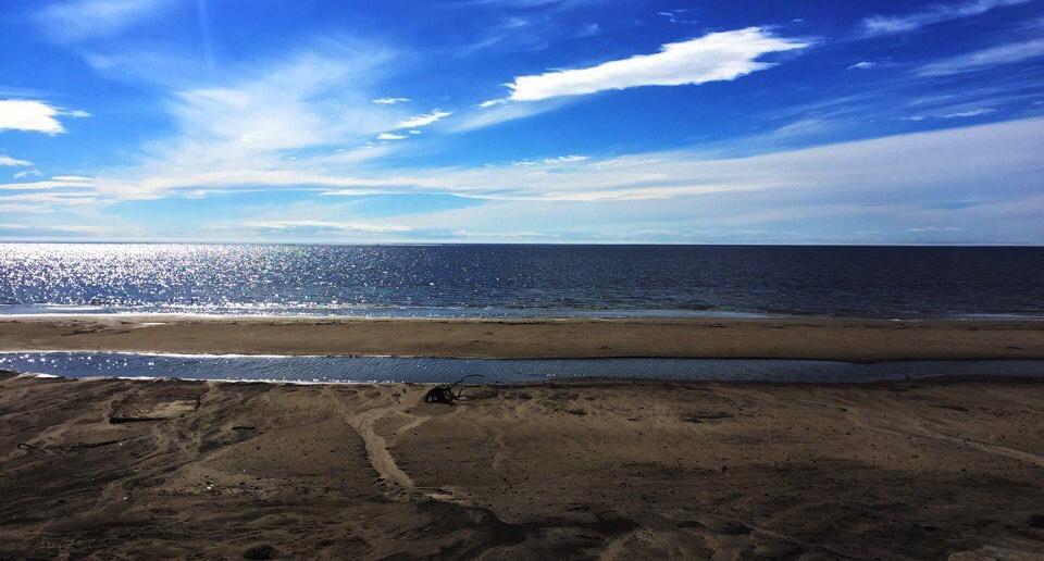 Ямал, ледовитый океан, фото
