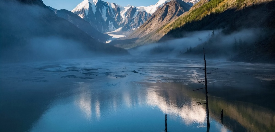 ледник Маашей, фото