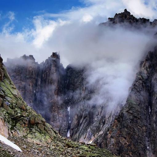 Карагемский хребет, Алтай, Фото