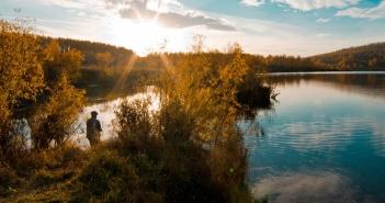 Шарыпово, Озеро Ашпыл, фото