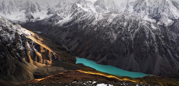 Нижнее Шавлинское озеро фото: Александр Демьянов