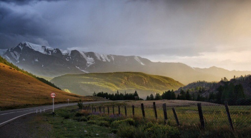 Северо-Чуйский хребет, Куркурек, Алтай, фото