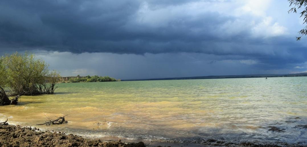 Гилёвское водохранилище, Алтайский край, фото