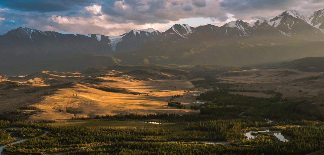 Северо-Чуйский, Алтай, Фото