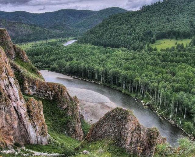 Белый Июс, Хакасия, Фото