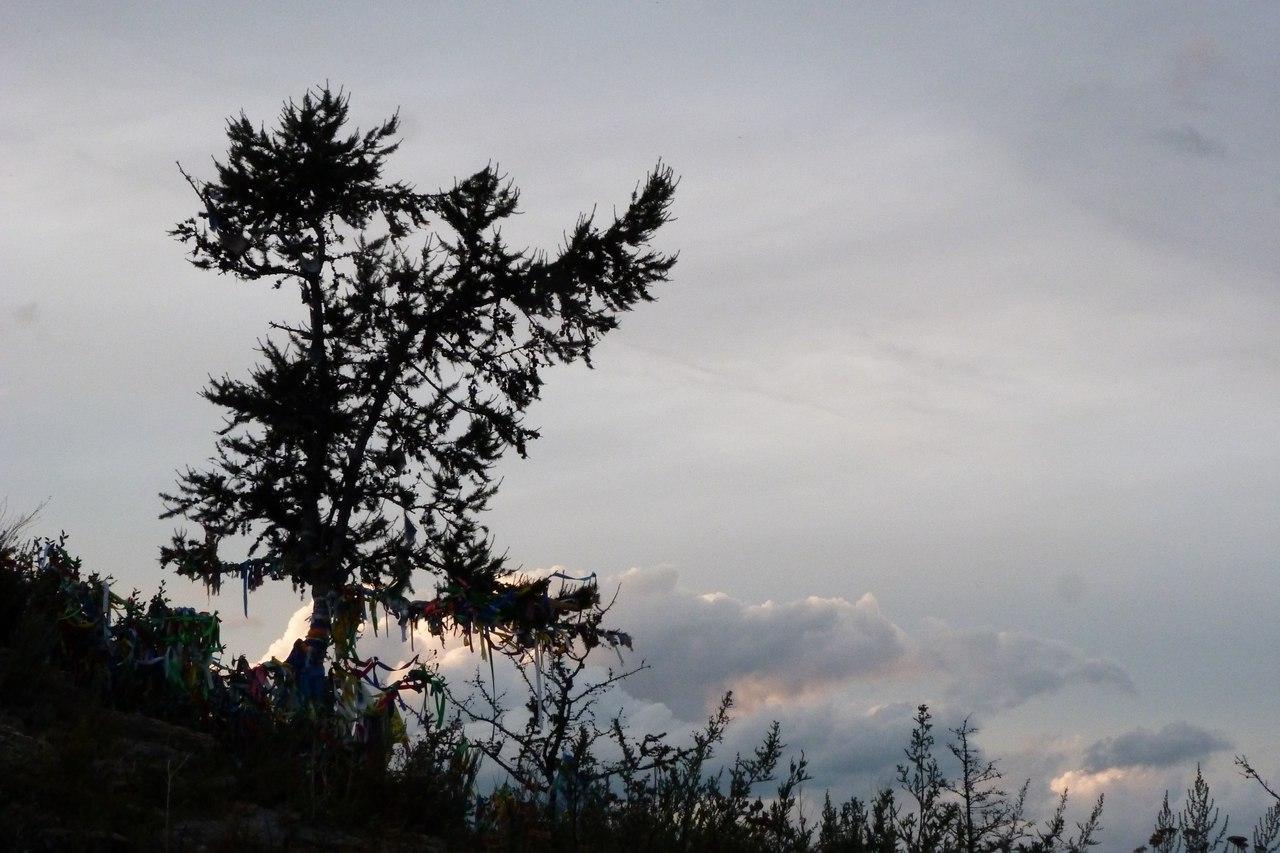 Байкал, остров Огой, фото