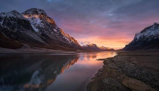 Норильск, Озеро Лама, плато Путорана, Красноярского края, фото