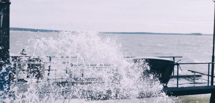 Обское море  Новосибирск   фото: Кристина Майбурова