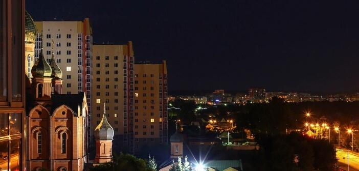 Кемерово   фото: Михаил Кутявин
