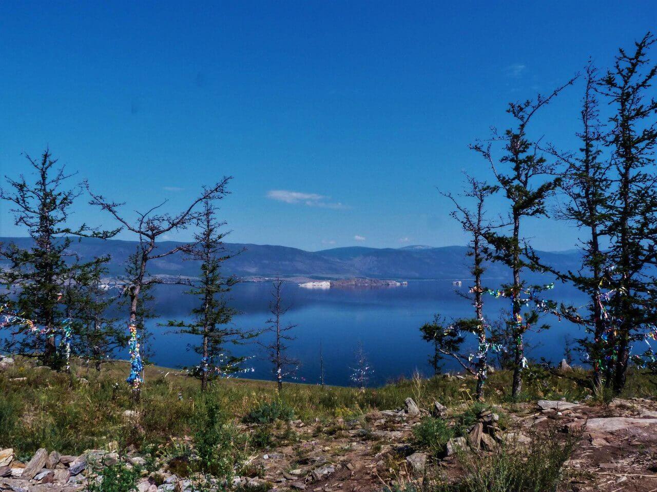 Байкал, остров Ольхон, фото