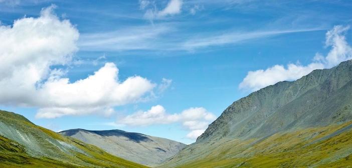 Долина реки Елангаш, Южно-Чуйский хребет, горный Алтай август 2017 г.   фото: Сергей Айкинкулов