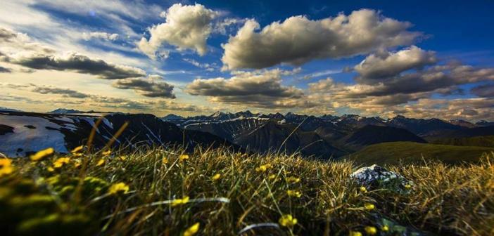 Кодар — горный хребет в центральной части Забайкалья  Фото: Аркадий Миртов