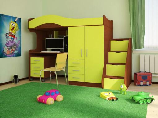 детская мебель 1