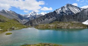 Долина семи озер, Горный Алтай, фото