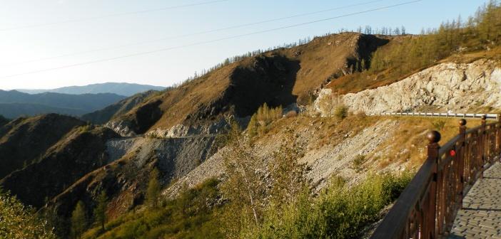 Перевал Чике-Таман, Чуйский тракт, Алтай   фото: Таня Поздеева