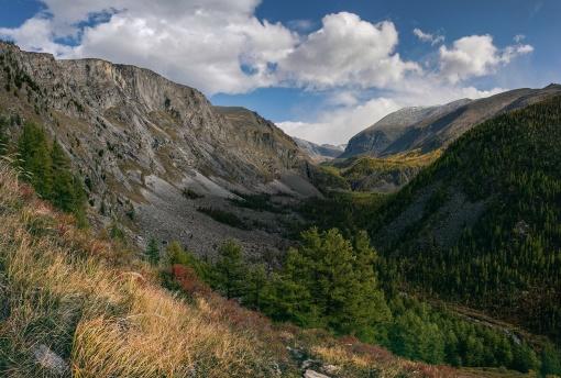 Алтай, Долина Текелю, фото