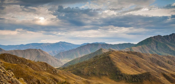 Алтай, окрестности село Онгудай Фото: Владимир Назаров
