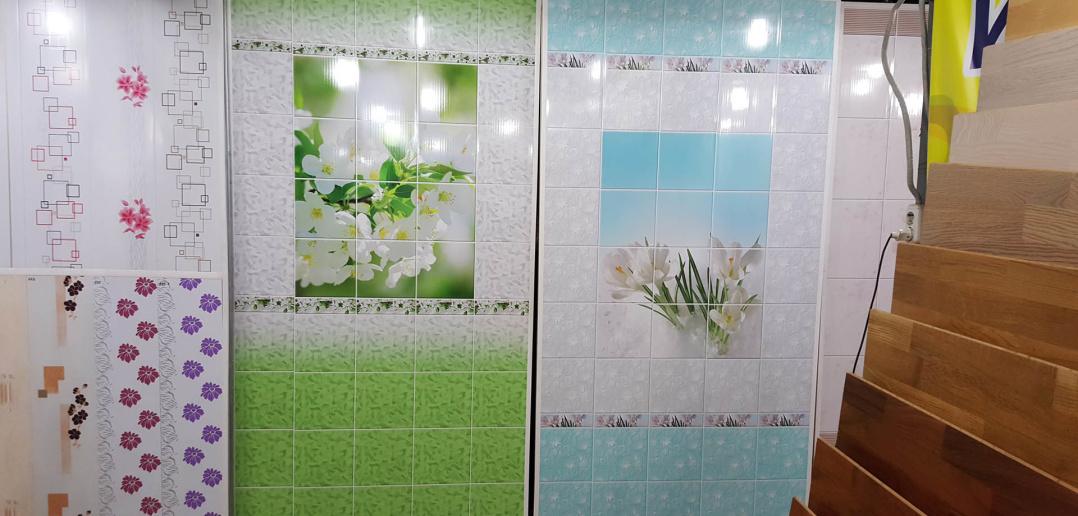 пвх панель для ванной