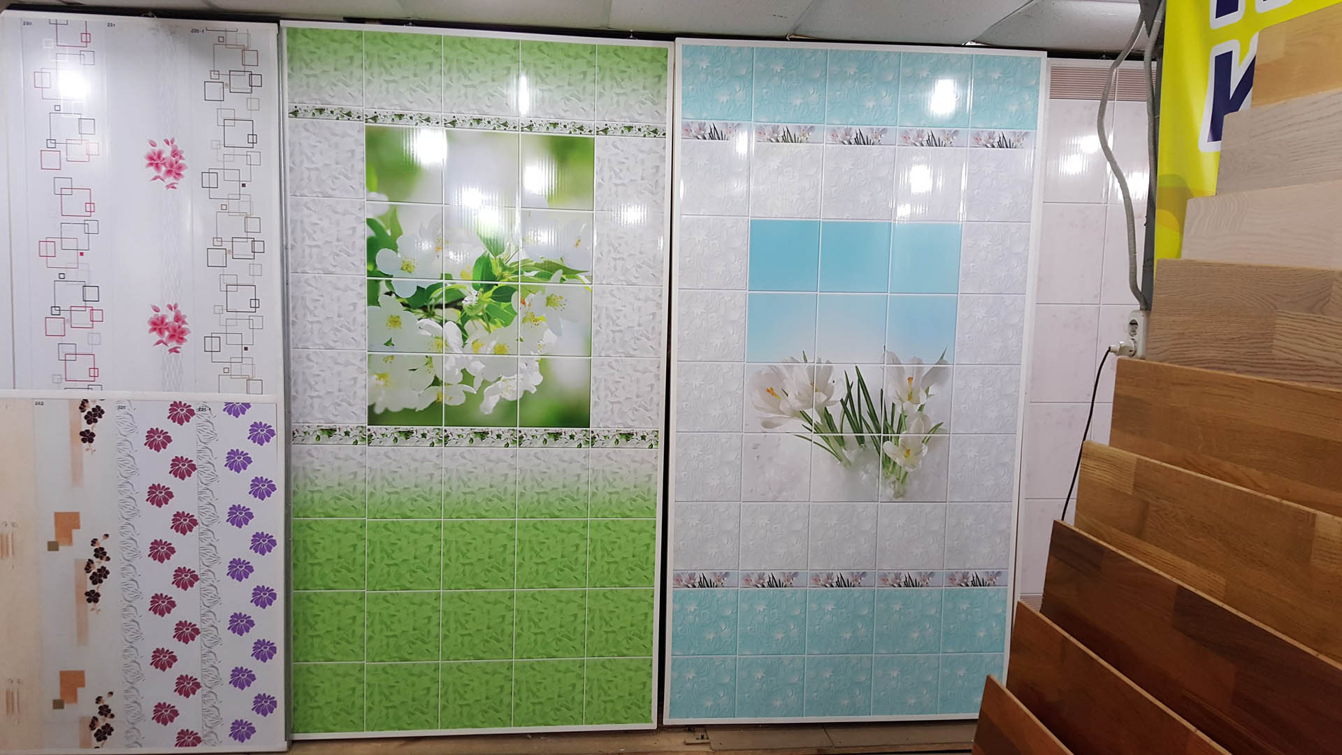 панели для ванной комнаты с рисунком фото купить охлаждаемого склада