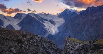 Ущелье Актру, Алтай, Фото