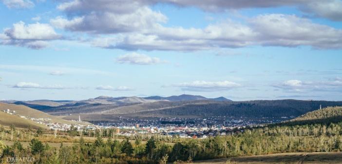 Забайкальский край, с. Агинское. Фото: Дабаев Даба