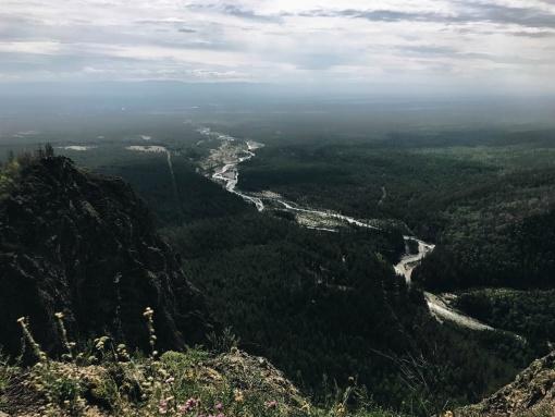 Долина реки Алла, Бурятия