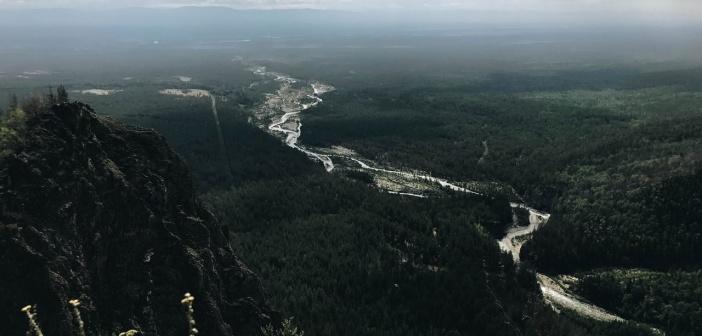 Долина реки Алла, Бурятия Фото: Царик Анастасия