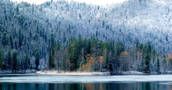 Река Бия, Телецкое, фото