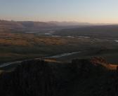 Вечер на Укоке. Алтай.  Фото: Артем Головин