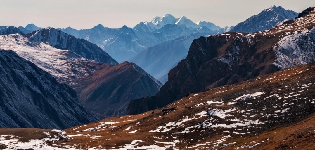 Белуху, Карагемского перевала, Фото