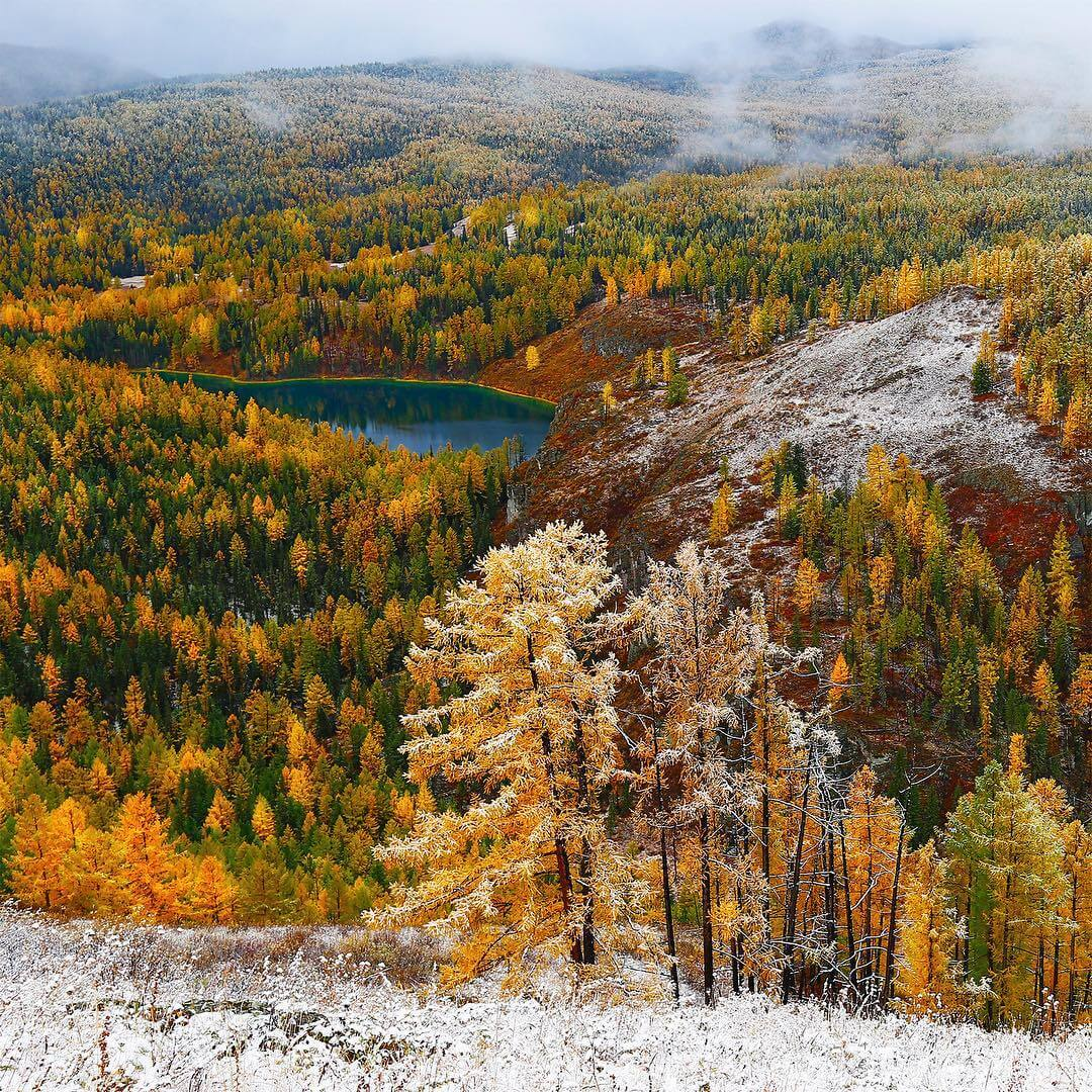 Республика Алтай, Улаганский район, перевал Кату-Ярык, Фото