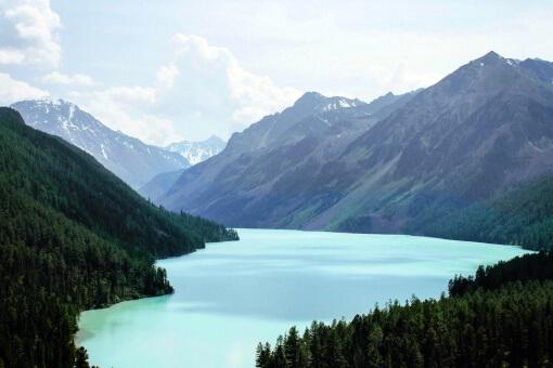 Алтай, Кучерлинское озеро, Фото