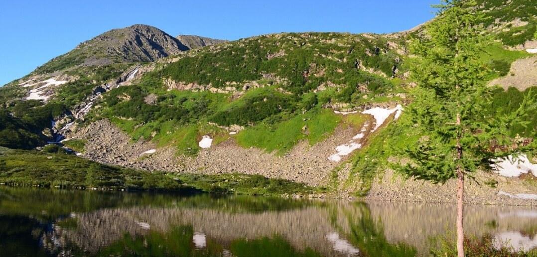 Харатас, Золотая долина, Хакасия, фото