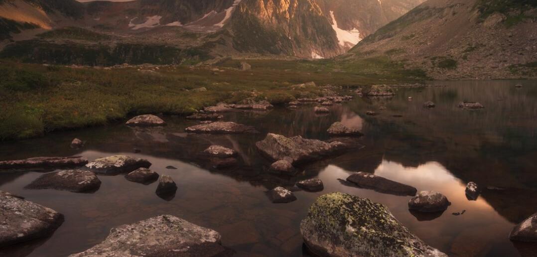 Кузнецкий Алатау, Сибирь, фото