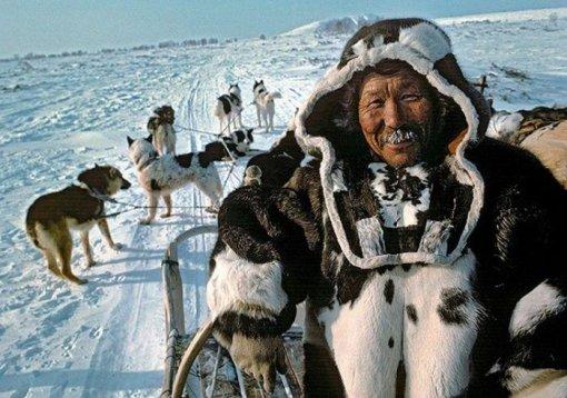 эскимосы камчатки