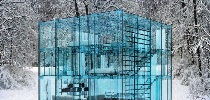 Конструкции из стекла на все случаи жизни