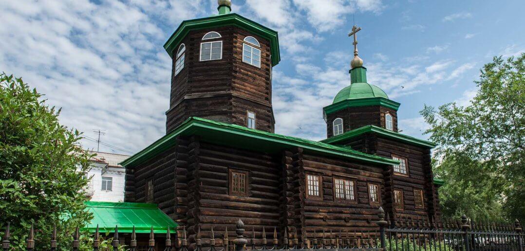 Михайло–Архангельская церковь