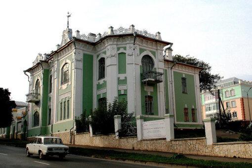 Дом купца Ефремова