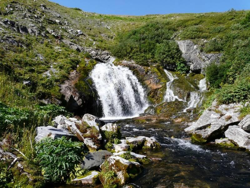 Водный источник Большой Яломанский
