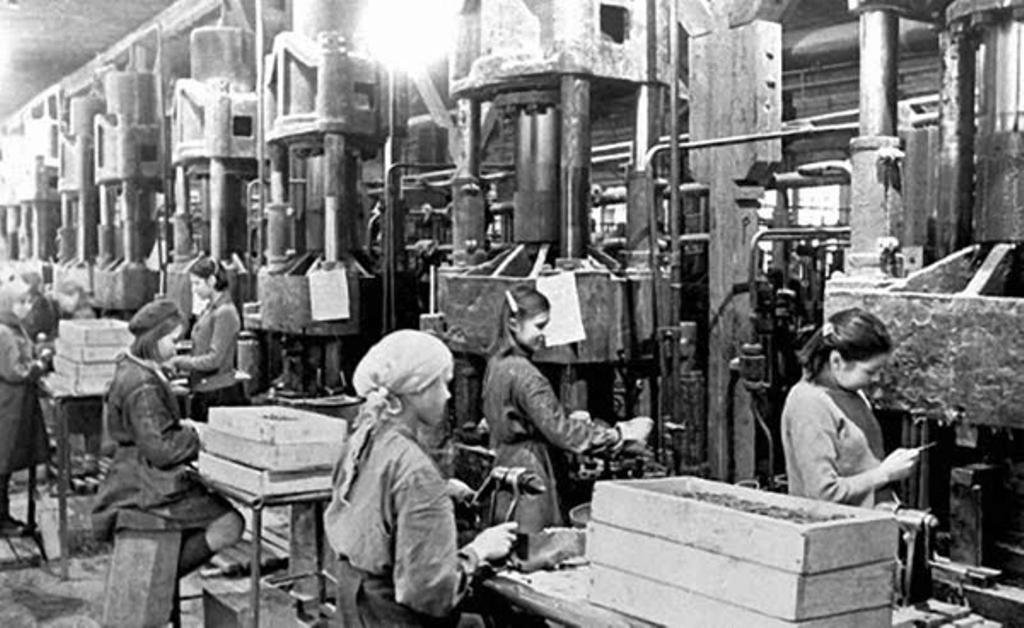 Советский завод