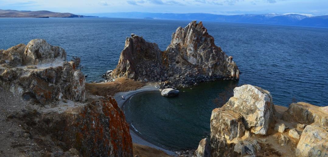 Шаманка, Байкал