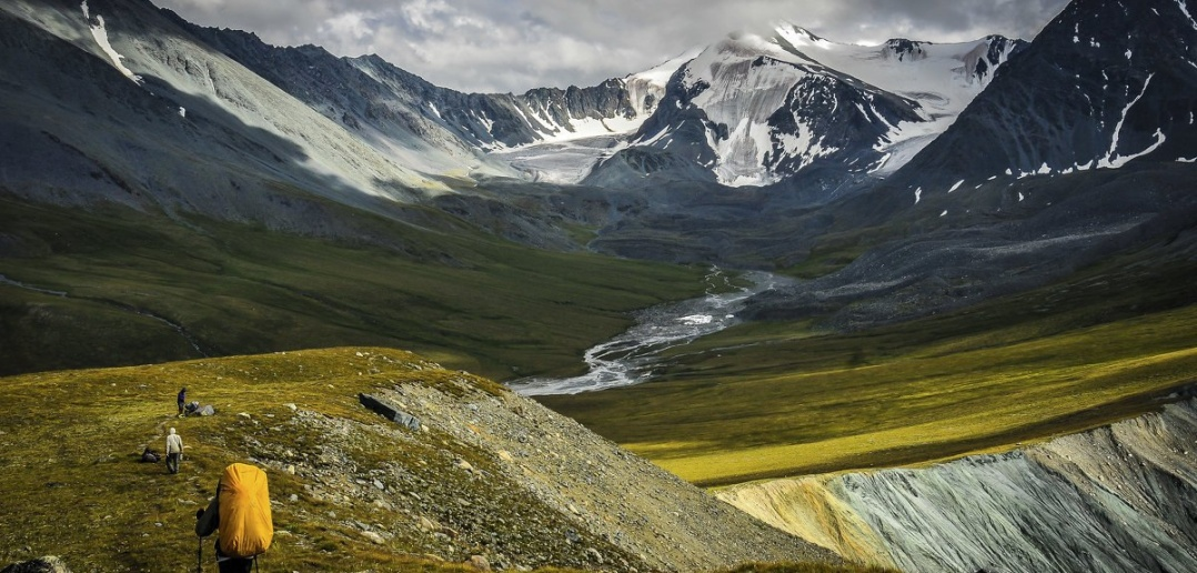 Алтайской тропой