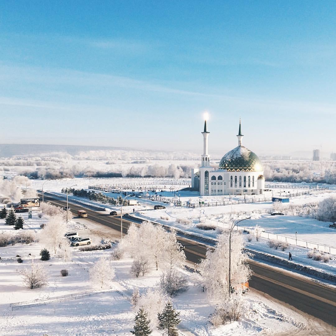 Кемеровская мечеть