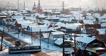 Зимний Омск