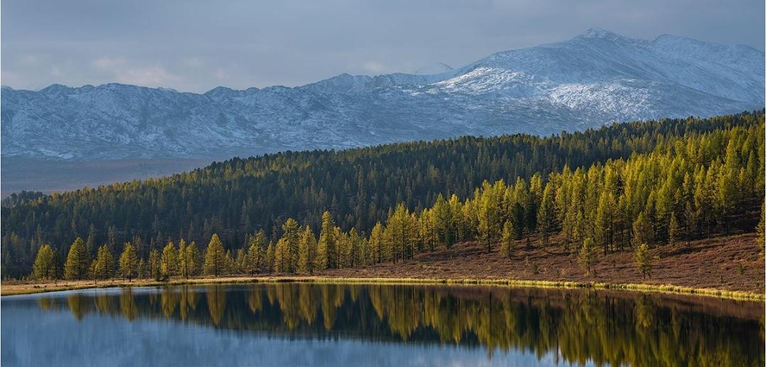 Озеро Киделю.