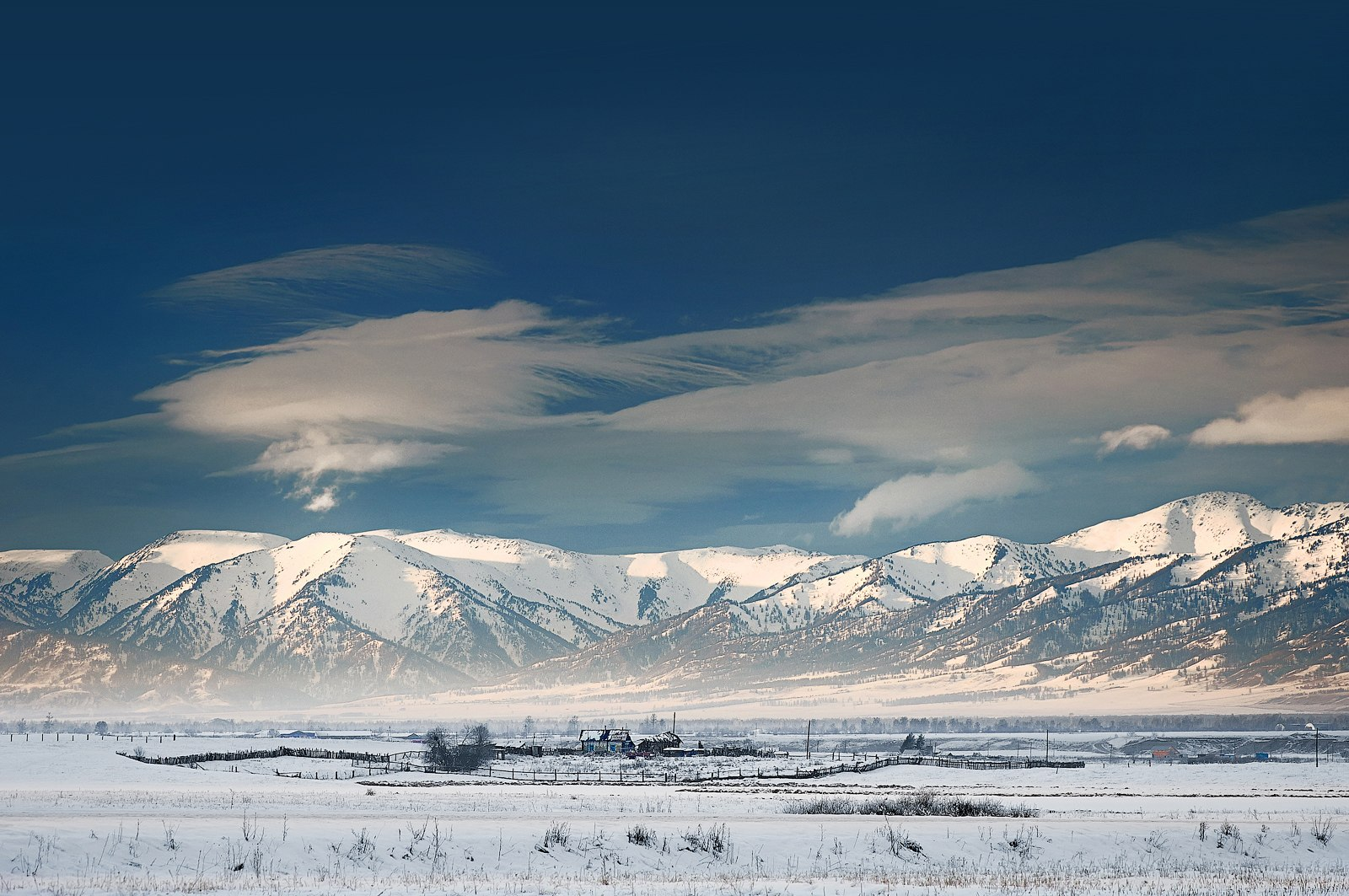 Катунский хребет, Алтай, Фото