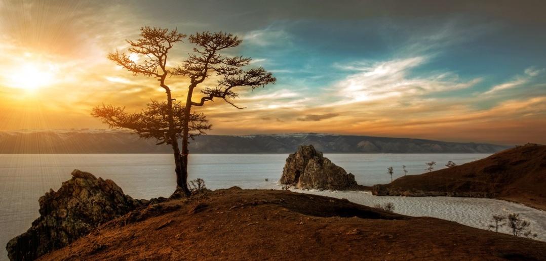 Сибирь, Байкал, Фото